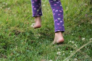 Barefoot Running & Prevent Running Injuries